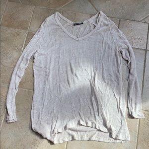 Brandy Melville light sweater